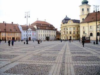 """Sibiu : """"Ville de la Culture - Ville des Cultures"""""""
