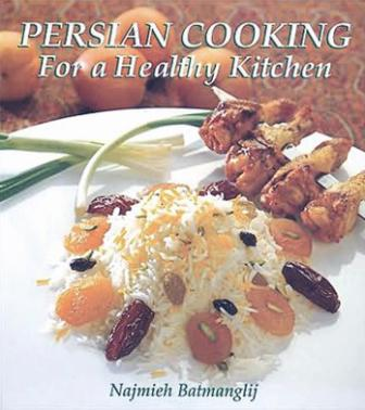 une ambassadrice de l'art culinaire iranien : najmieh batmanglij