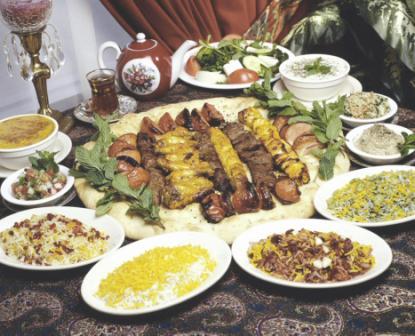 Les Incontournables De La Table Iranienne La Revue De Téhéran Iran - Cuisine iranienne