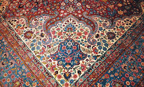 Les Tapis Des Differentes Villes D Iran La Revue De Teheran Iran